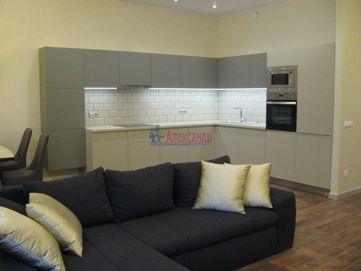 3-комнатная квартира (111м2) в аренду по адресу Беринга ул., 5— фото 25 из 32