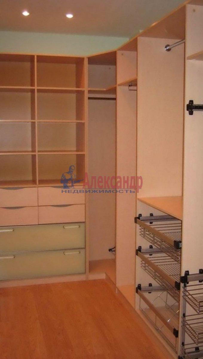 3-комнатная квартира (126м2) в аренду по адресу Маршала Жукова пр., 36— фото 4 из 4