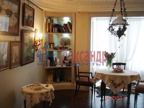2-комнатная квартира (71м2) в аренду по адресу Морская наб., 21— фото 4 из 6