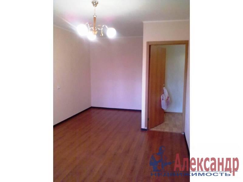 1-комнатная квартира (34м2) в аренду по адресу Композиторов ул., 20— фото 1 из 3