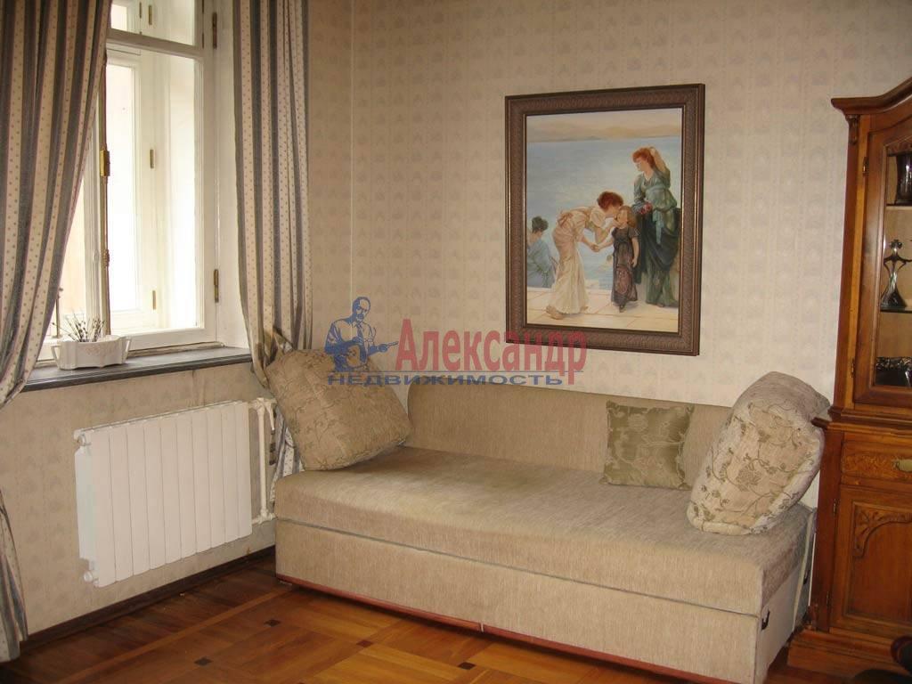 3-комнатная квартира (115м2) в аренду по адресу Глинки ул., 1— фото 7 из 9