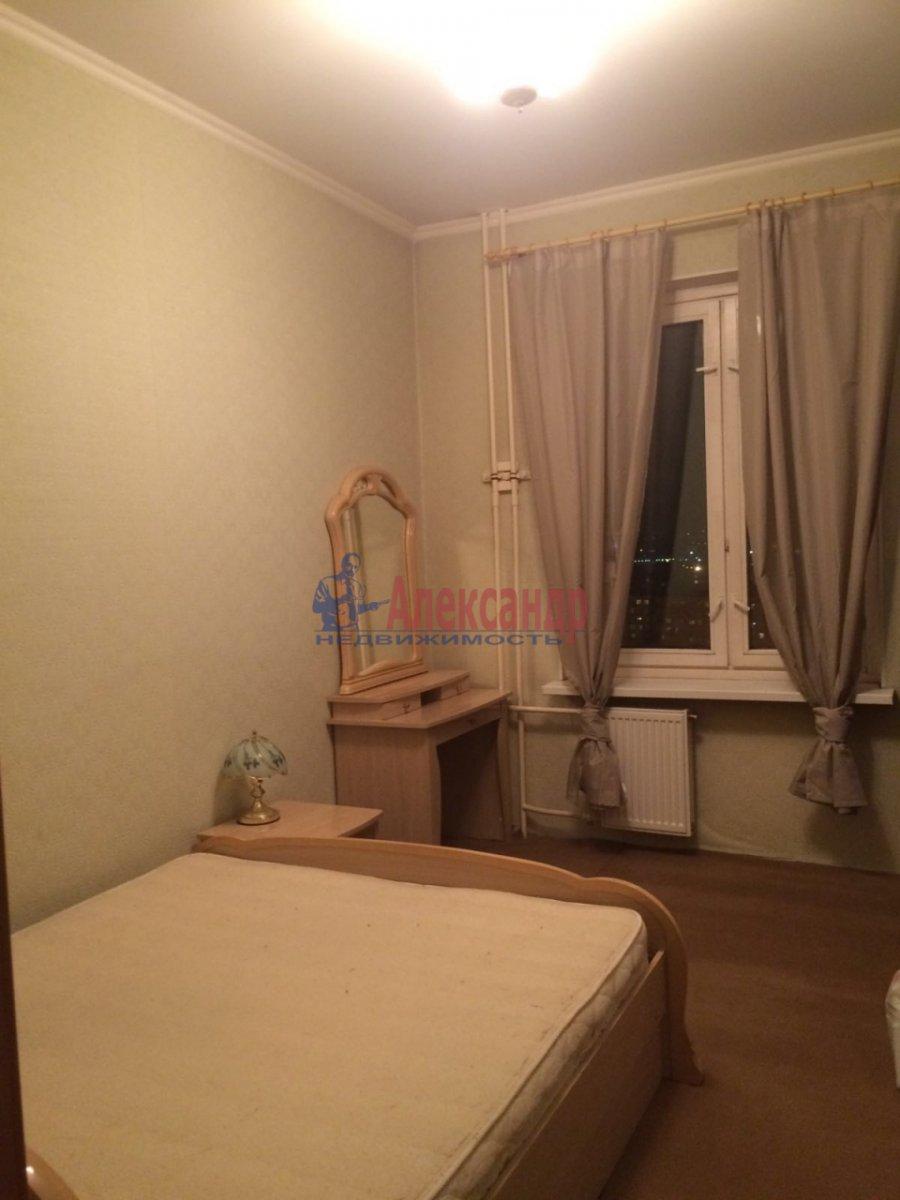 1-комнатная квартира (40м2) в аренду по адресу Пулковское шос., 13— фото 3 из 3