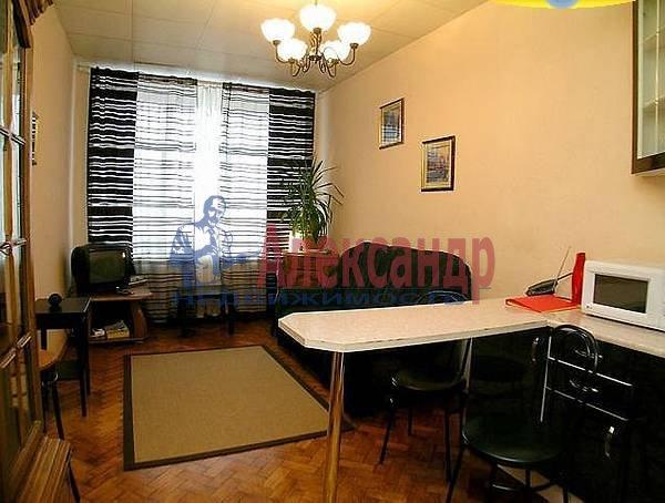 2-комнатная квартира (60м2) в аренду по адресу Юрия Гагарина просп., 27— фото 3 из 3