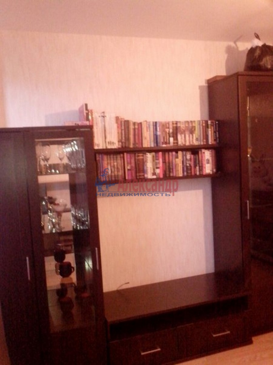 1-комнатная квартира (40м2) в аренду по адресу Шлиссельбургский пр.— фото 3 из 7