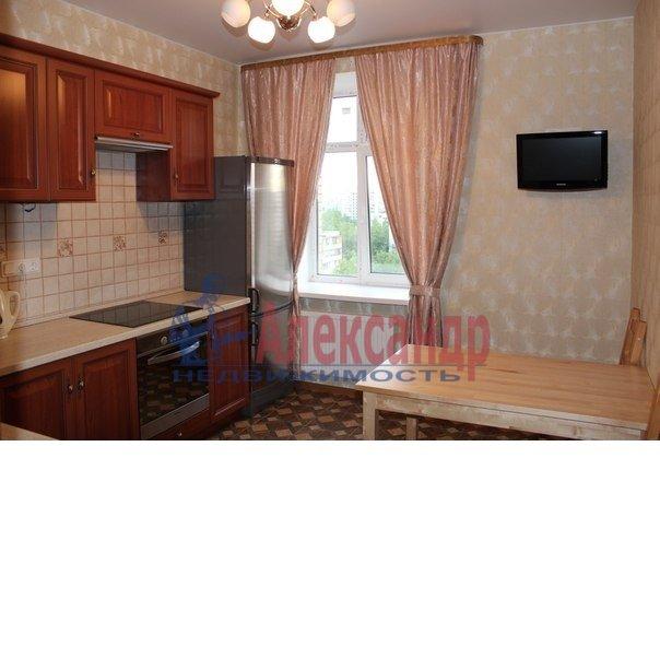 1-комнатная квартира (50м2) в аренду по адресу Бухарестская ул., 80— фото 5 из 5
