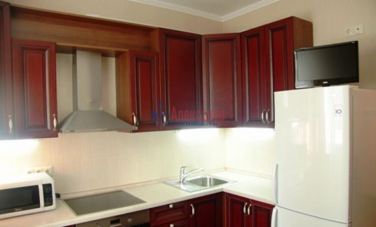 1-комнатная квартира (35м2) в аренду по адресу Космонавтов просп., 86— фото 7 из 14