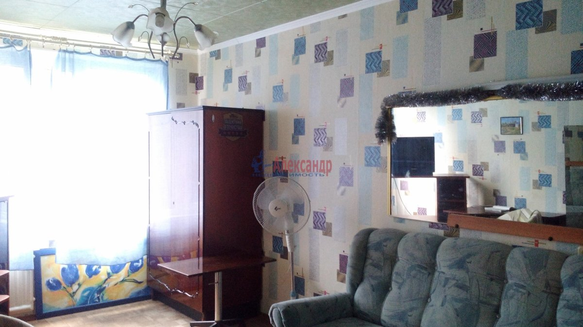 Комната в 2-комнатной квартире (67м2) в аренду по адресу Суздальский просп., 91— фото 1 из 8