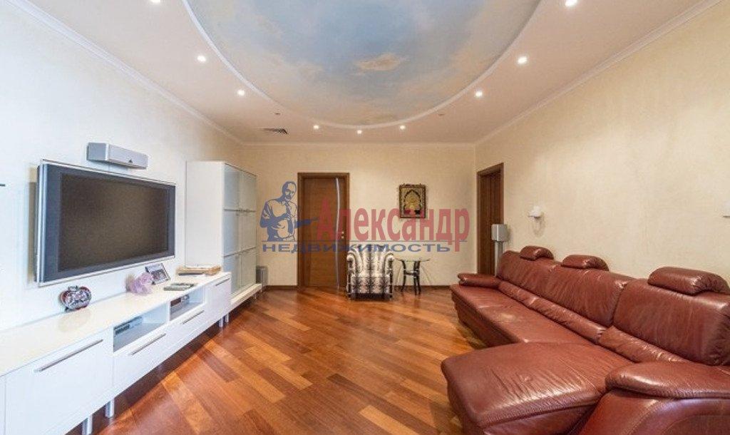 3-комнатная квартира (100м2) в аренду по адресу Гранитная ул., 54— фото 1 из 5