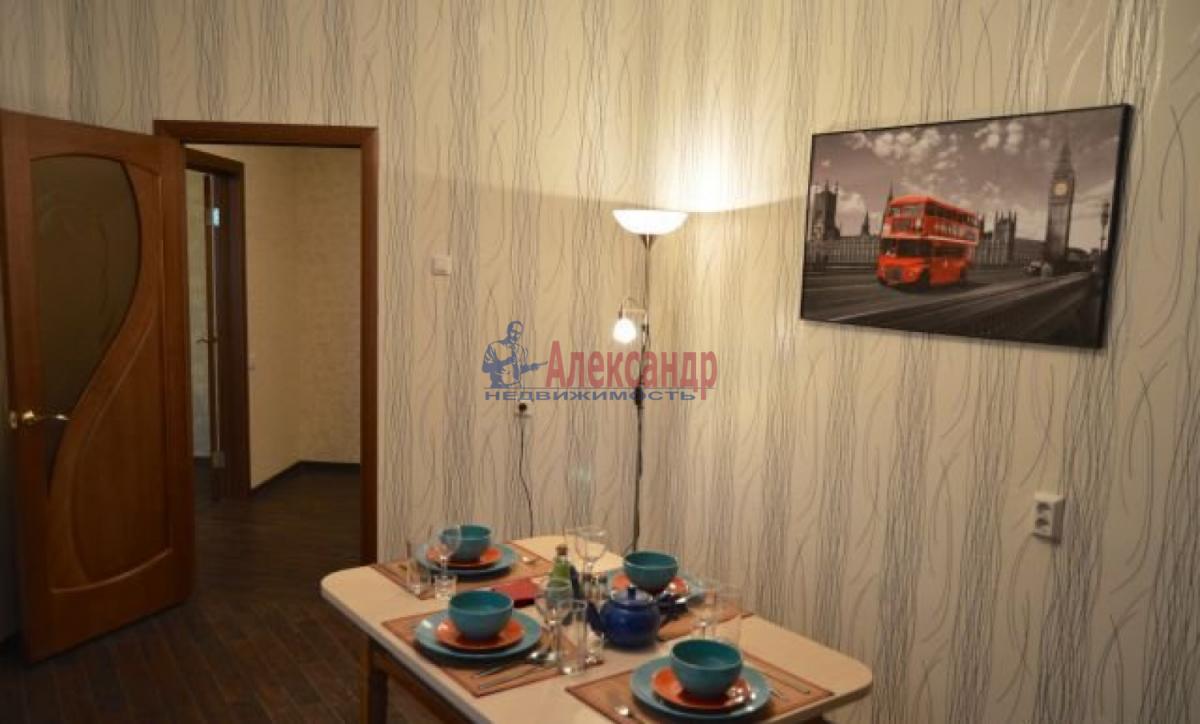 1-комнатная квартира (46м2) в аренду по адресу Шелгунова ул., 9— фото 5 из 6