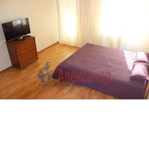 1-комнатная квартира (50м2) в аренду по адресу Бухарестская ул., 80— фото 3 из 7