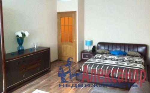 1-комнатная квартира (39м2) в аренду по адресу Ильюшина ул., 6— фото 1 из 3