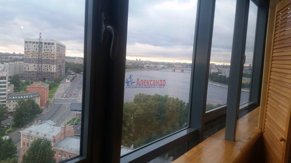 2-комнатная квартира (59м2) в аренду по адресу Обуховской Обороны пр., 110— фото 11 из 18
