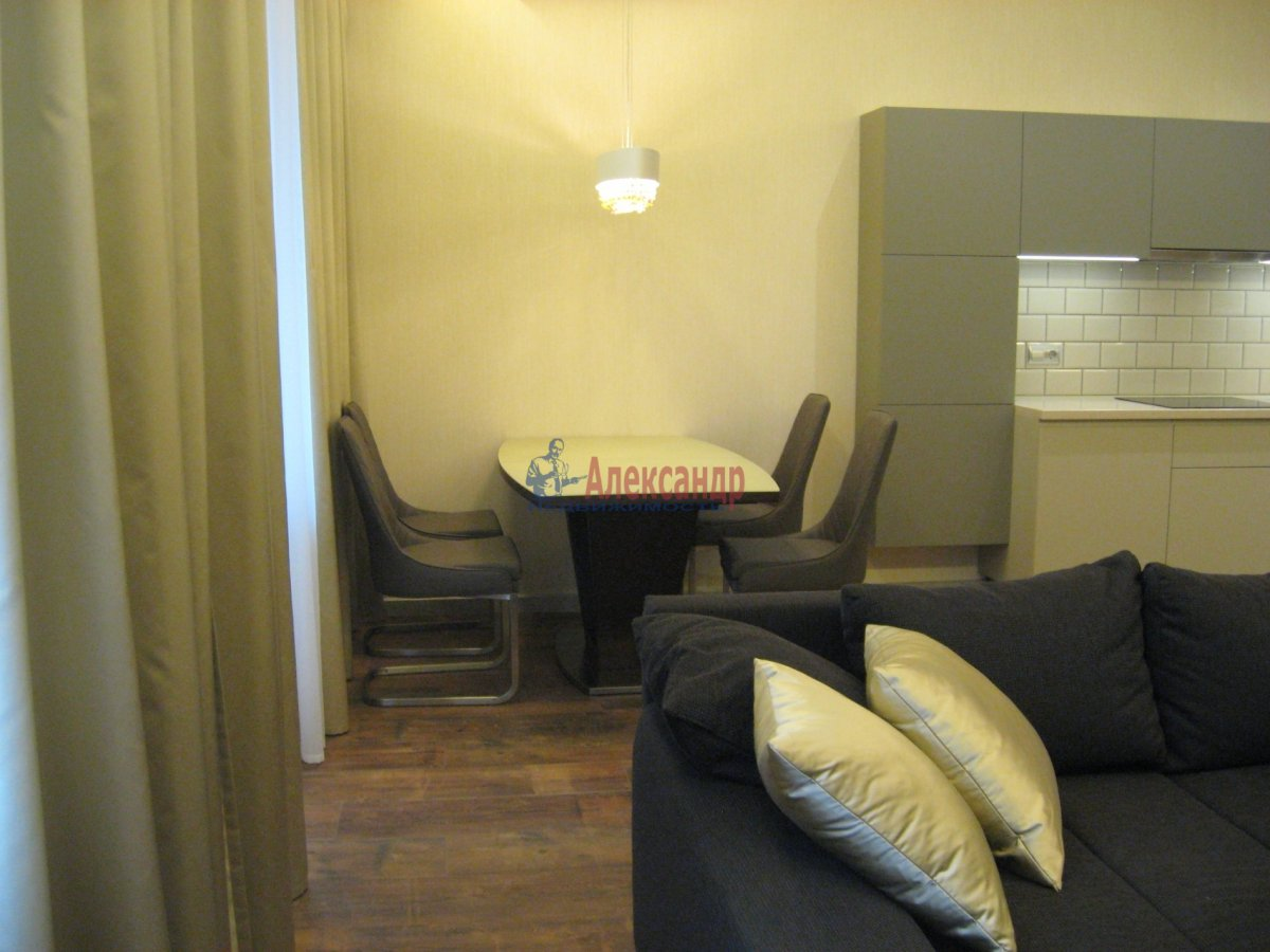 3-комнатная квартира (111м2) в аренду по адресу Беринга ул., 5— фото 26 из 32