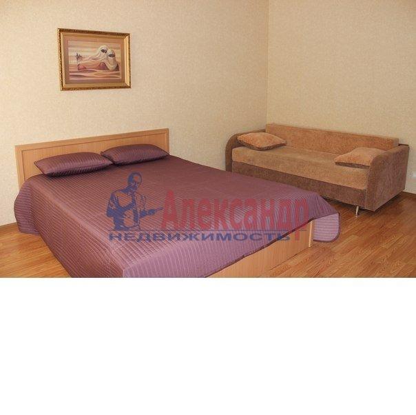 1-комнатная квартира (50м2) в аренду по адресу Бухарестская ул., 80— фото 2 из 5