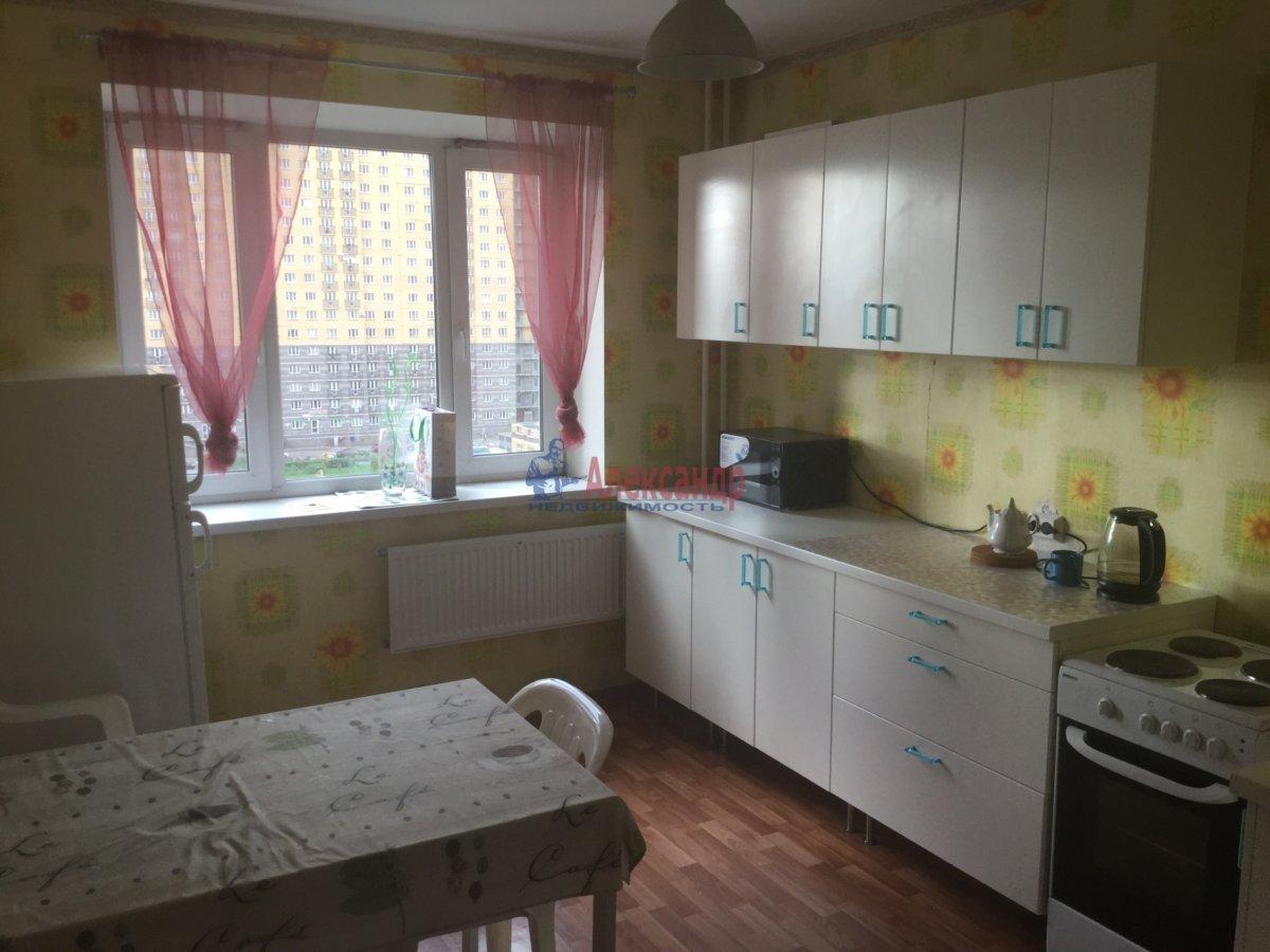 2-комнатная квартира (62м2) в аренду по адресу Михаила Дудина ул., 25— фото 1 из 5