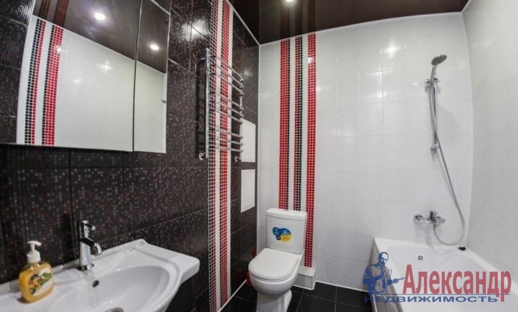 1-комнатная квартира (42м2) в аренду по адресу Варшавская ул., 6— фото 6 из 6