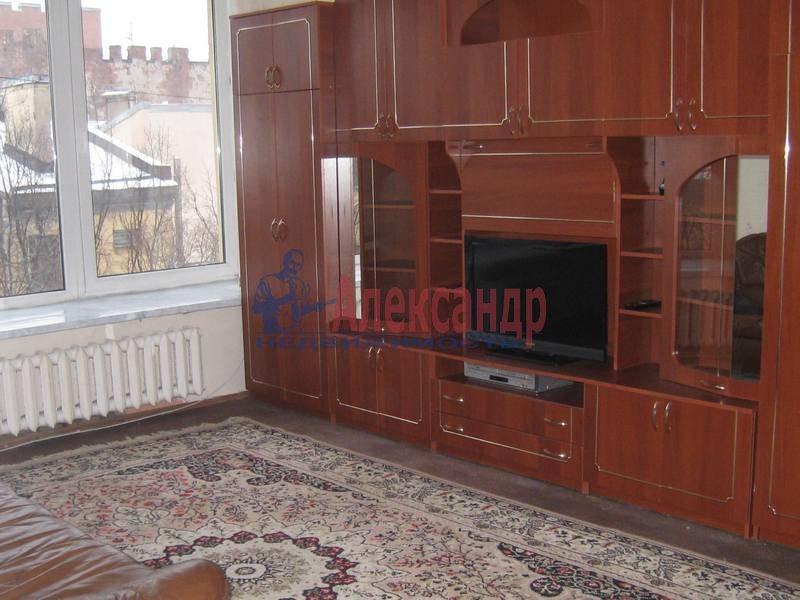 3-комнатная квартира (90м2) в аренду по адресу Фурштатская ул., 16— фото 5 из 6