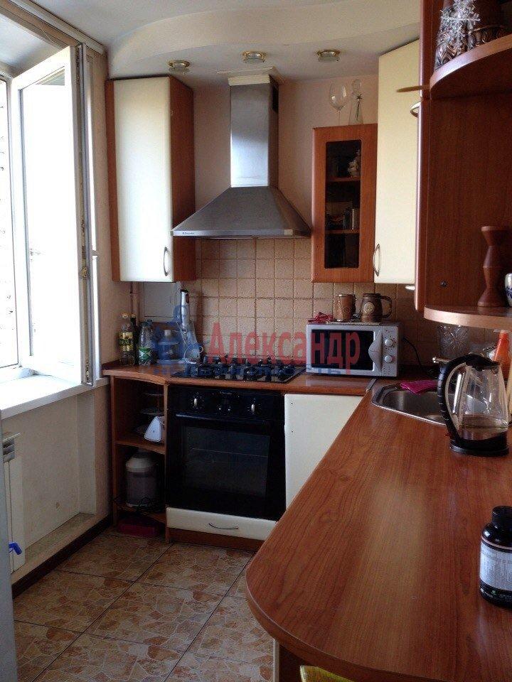 1-комнатная квартира (38м2) в аренду по адресу Адмирала Черокова ул., 18— фото 1 из 3
