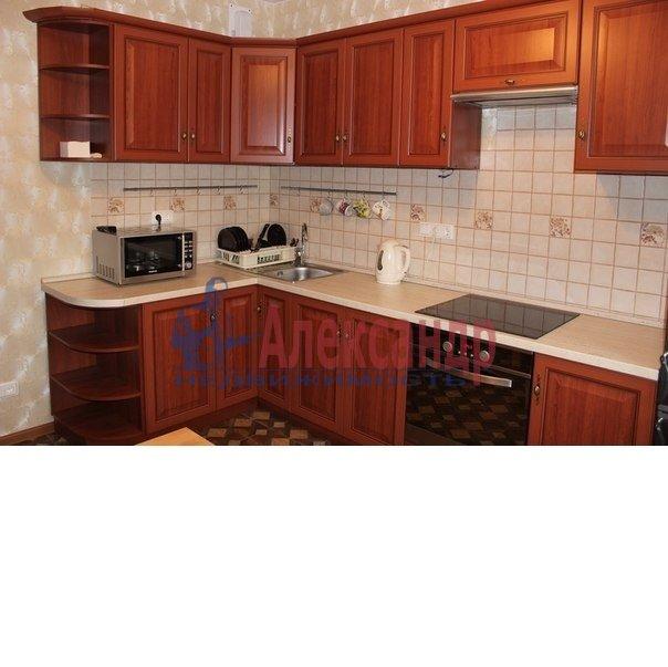 1-комнатная квартира (50м2) в аренду по адресу Бухарестская ул., 80— фото 1 из 5