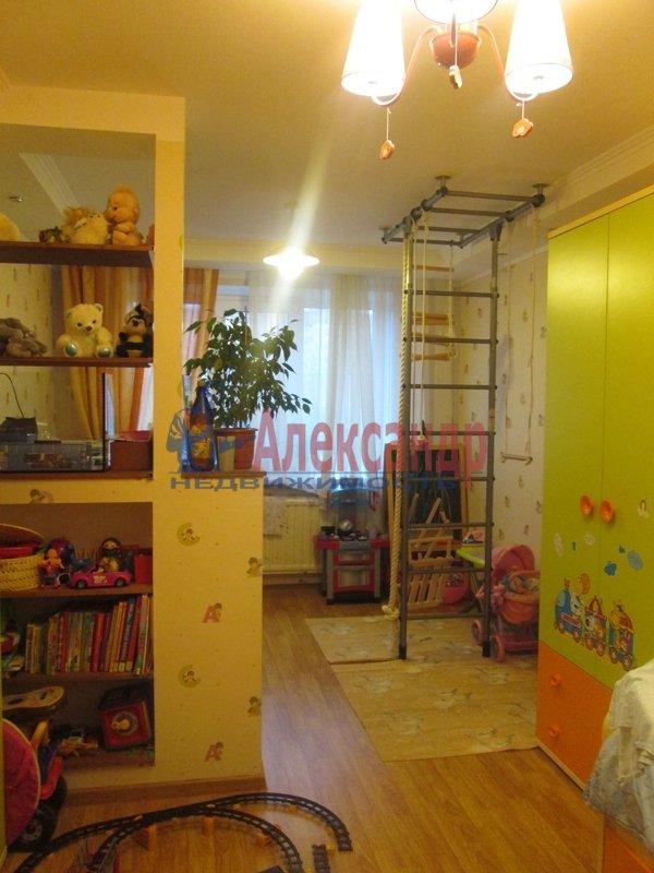 1-комнатная квартира (43м2) в аренду по адресу Маршала Новикова ул., 21— фото 2 из 2