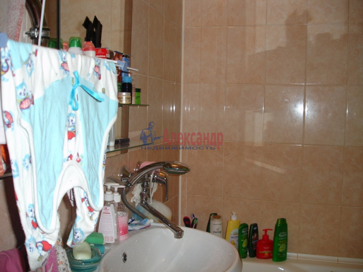 1-комнатная квартира (33м2) в аренду по адресу Большая Пороховская ул., 45— фото 5 из 7