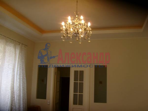 4-комнатная квартира (100м2) в аренду по адресу Большая Конюшенная ул., 15— фото 5 из 9