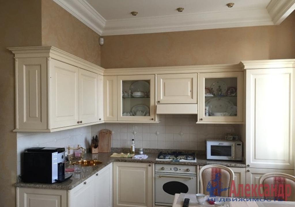 3-комнатная квартира (129м2) в аренду по адресу Канала Грибоедова наб., 96— фото 3 из 3