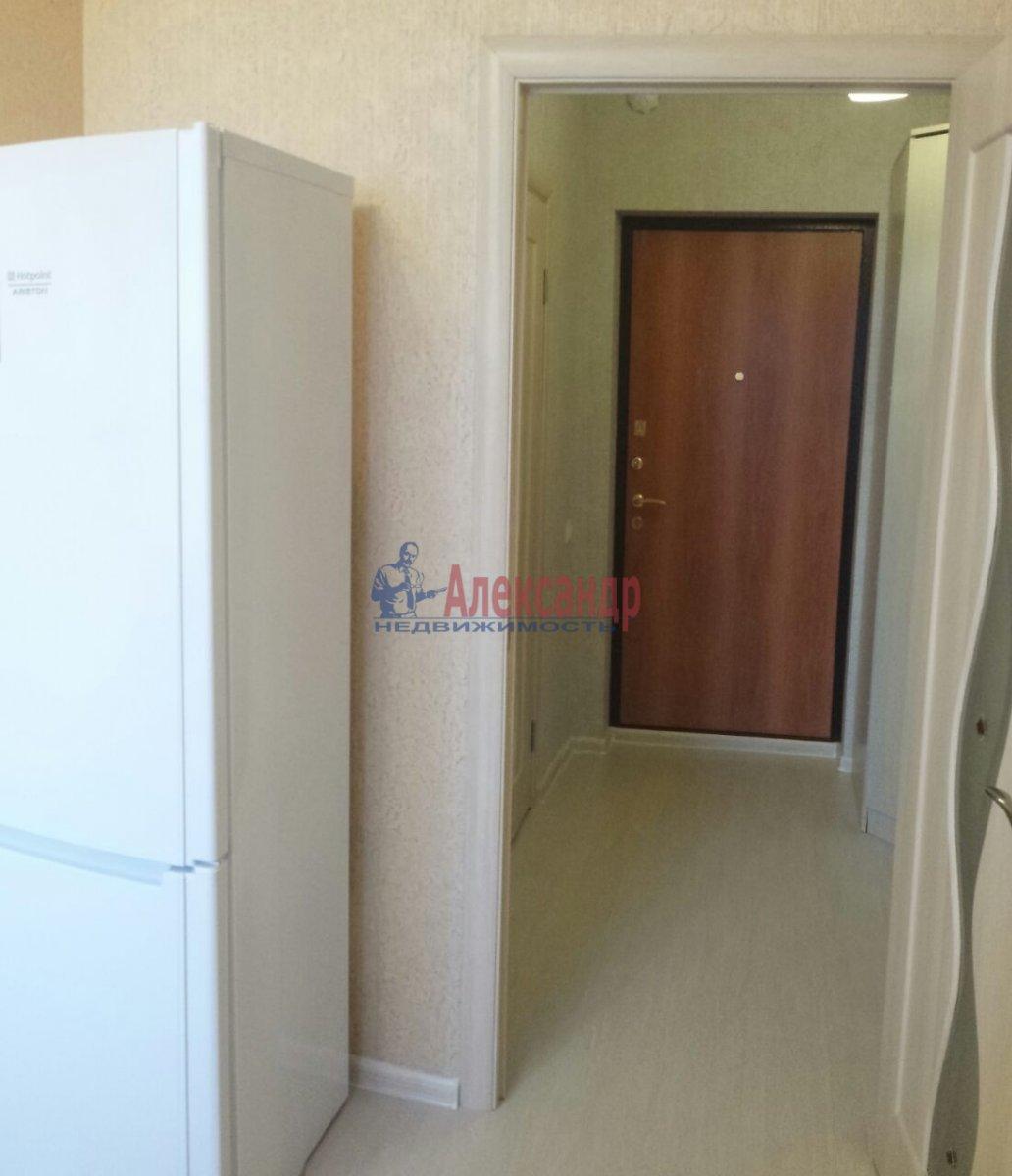 1-комнатная квартира (44м2) в аренду по адресу Чекистов ул., 22— фото 3 из 3