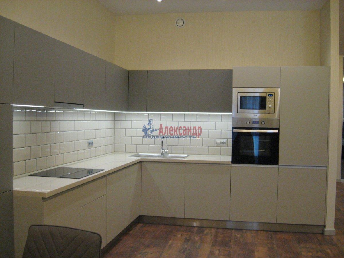 3-комнатная квартира (111м2) в аренду по адресу Беринга ул., 5— фото 27 из 32
