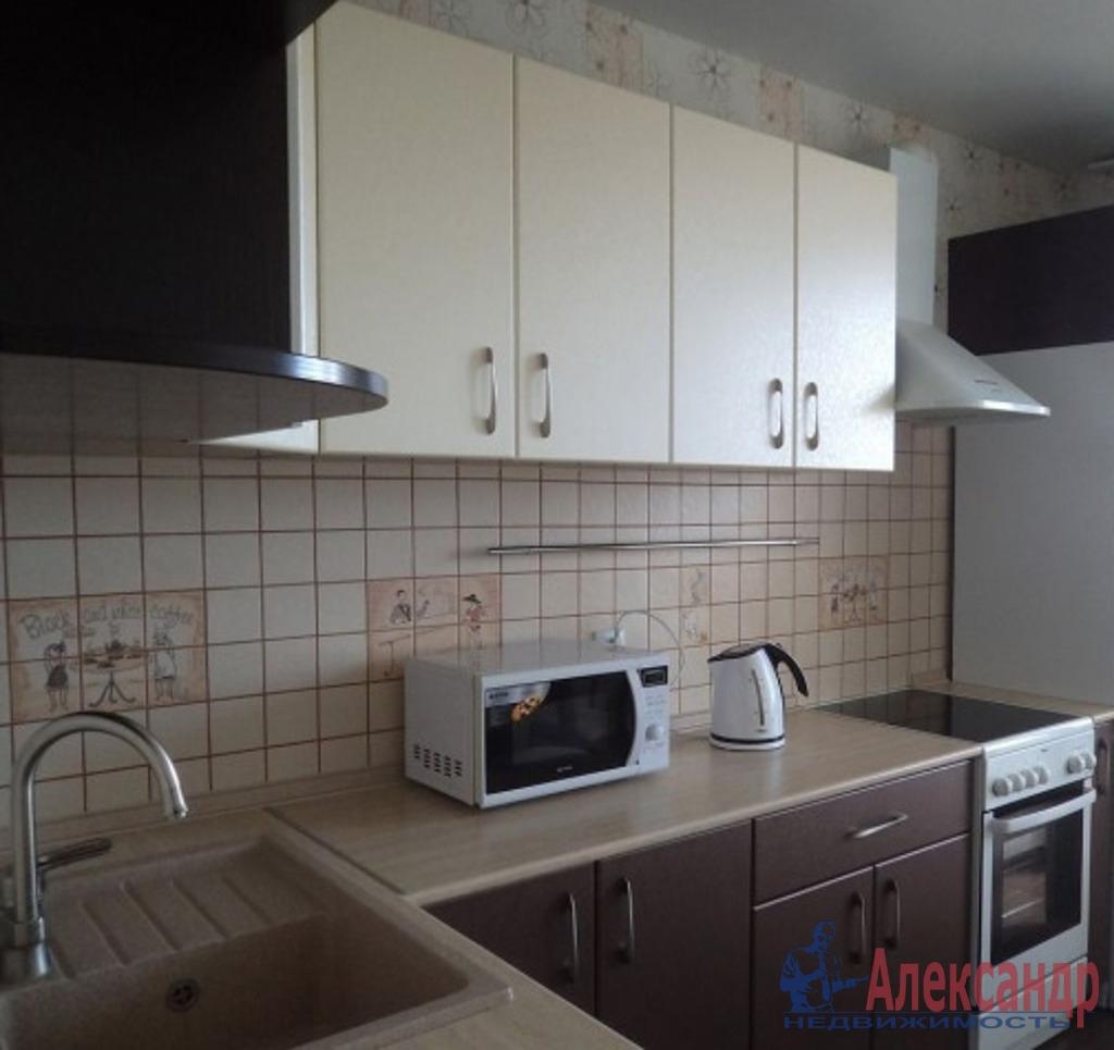 1-комнатная квартира (39м2) в аренду по адресу Мебельная ул., 19— фото 3 из 5