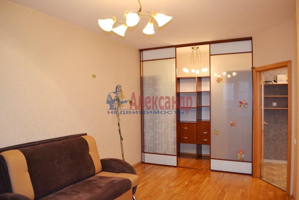 1-комнатная квартира (41м2) в аренду по адресу Шлиссельбургский пр., 24— фото 4 из 11