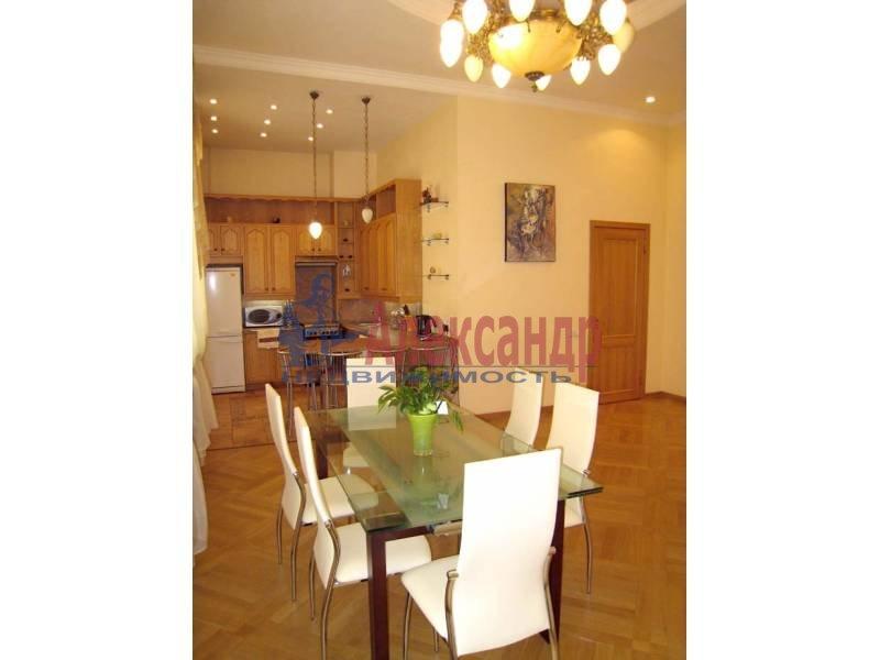 3-комнатная квартира (120м2) в аренду по адресу Малая Морская ул.— фото 3 из 5