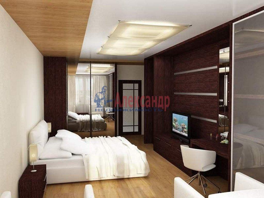 4-комнатная квартира (180м2) в аренду по адресу Крестовский пр., 4— фото 2 из 7