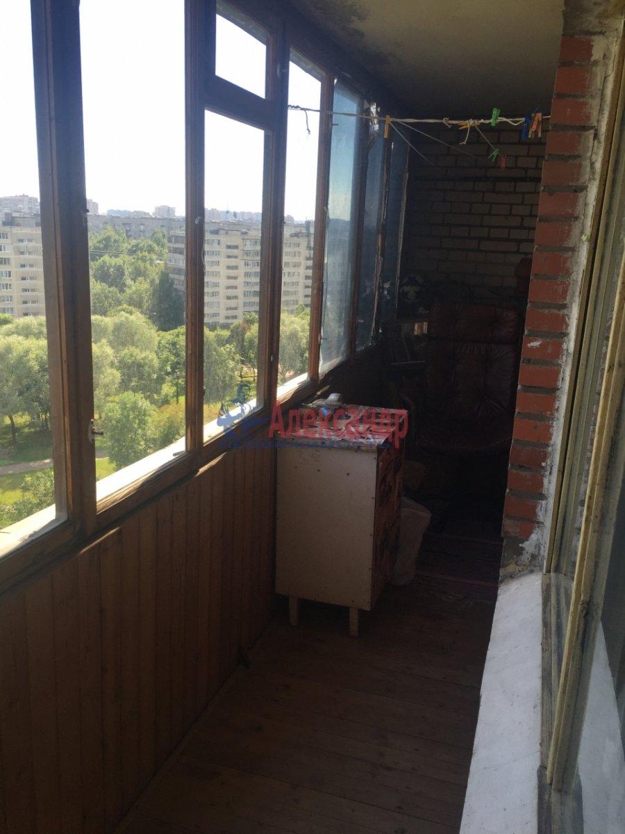 1-комнатная квартира (38м2) в аренду по адресу Турку ул., 18— фото 3 из 12