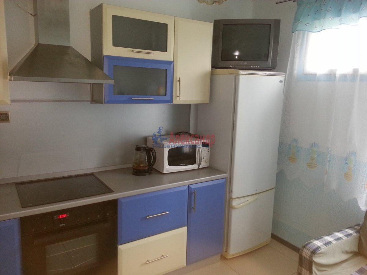 1-комнатная квартира (41м2) в аренду по адресу Авиаконструкторов пр., 34— фото 5 из 24