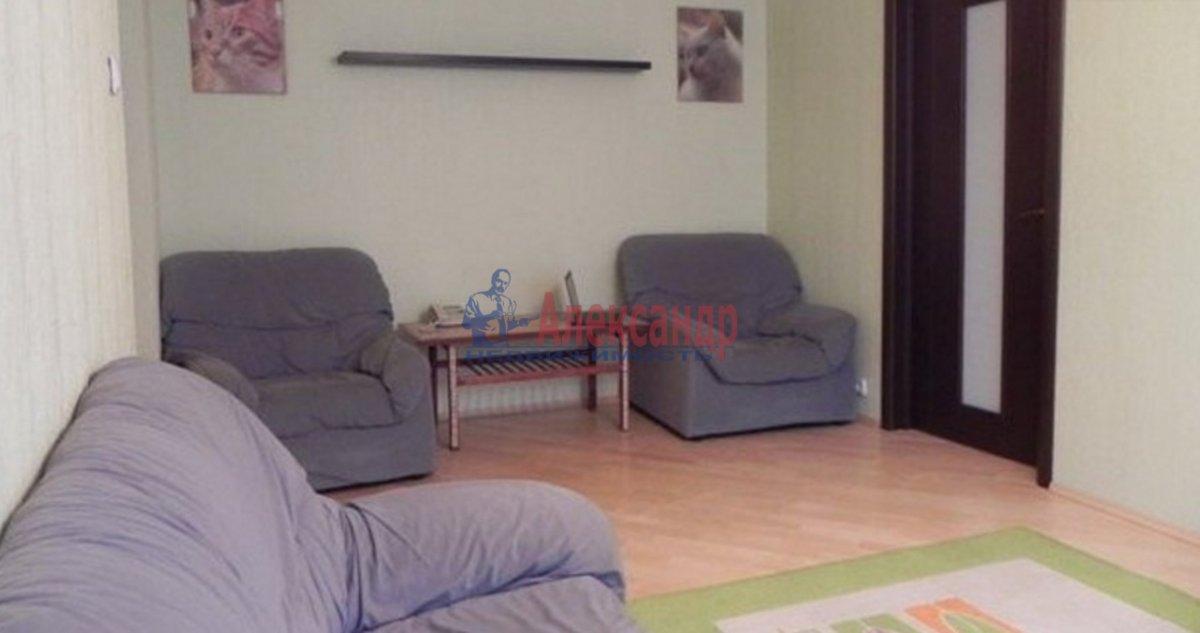 1-комнатная квартира (35м2) в аренду по адресу Культуры пр., 12— фото 1 из 3