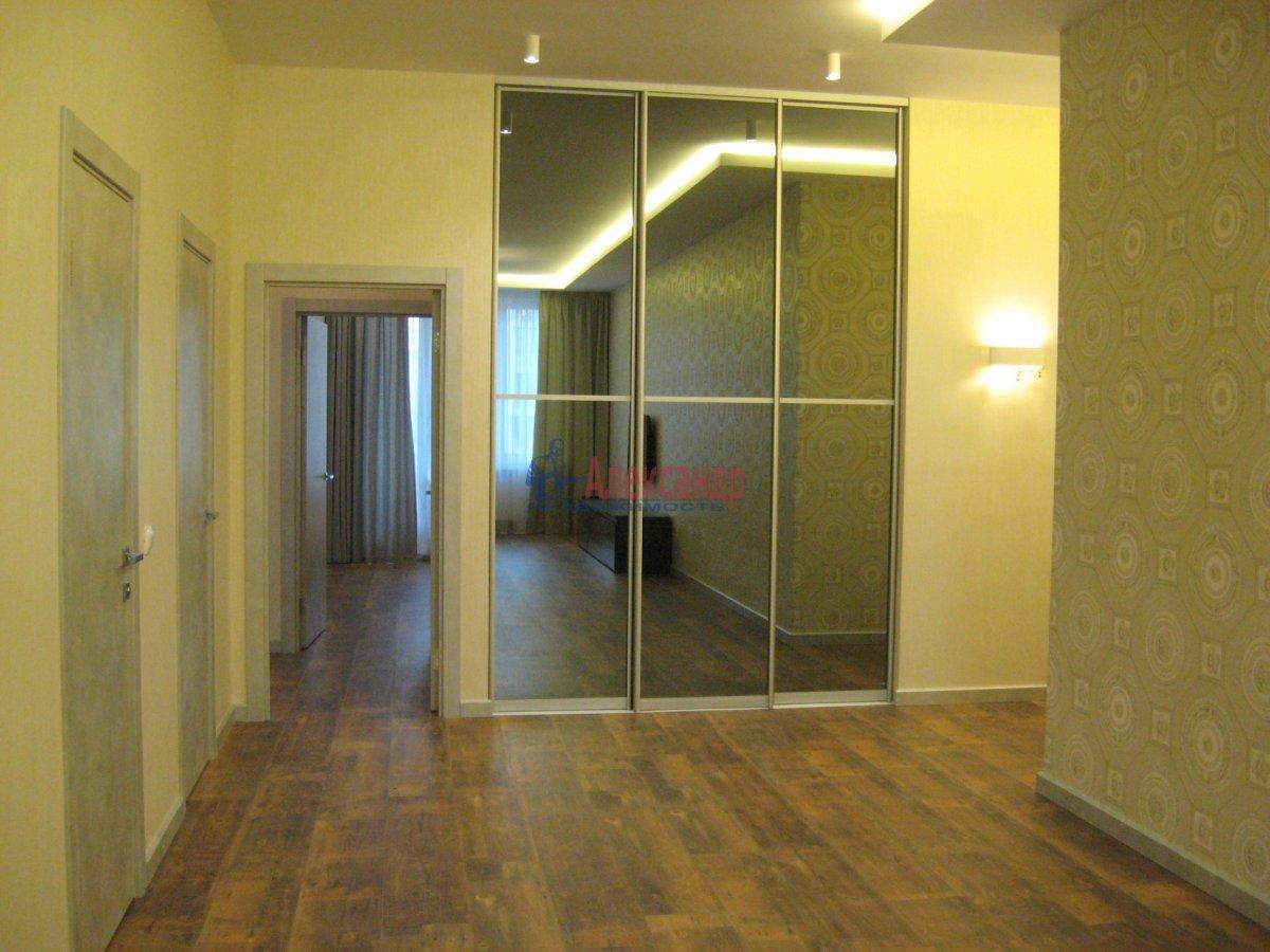 3-комнатная квартира (111м2) в аренду по адресу Беринга ул., 5— фото 28 из 32