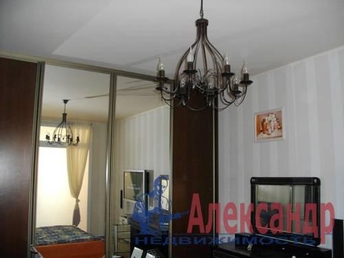 1-комнатная квартира (40м2) в аренду по адресу Гаккелевская ул., 32— фото 1 из 7