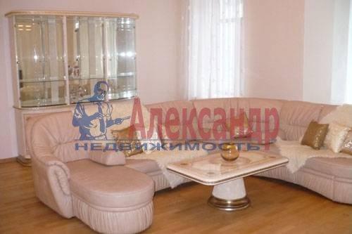3-комнатная квартира (135м2) в аренду по адресу Невский пр., 103— фото 2 из 6