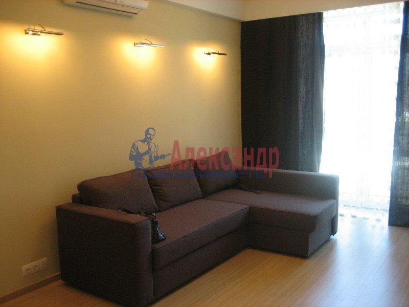 1-комнатная квартира (47м2) в аренду по адресу Кременчугская ул., 11— фото 6 из 6