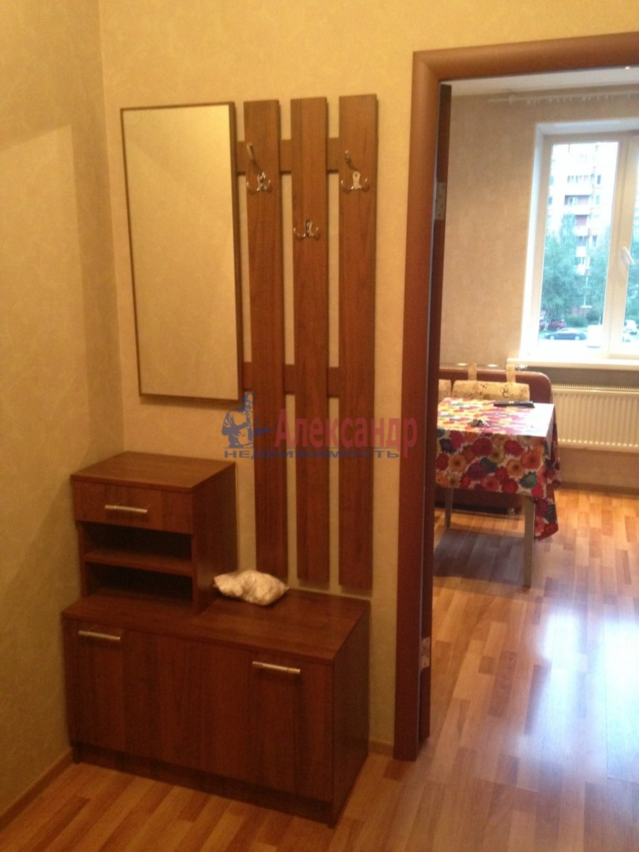 1-комнатная квартира (40м2) в аренду по адресу Сикейроса ул., 7— фото 9 из 13