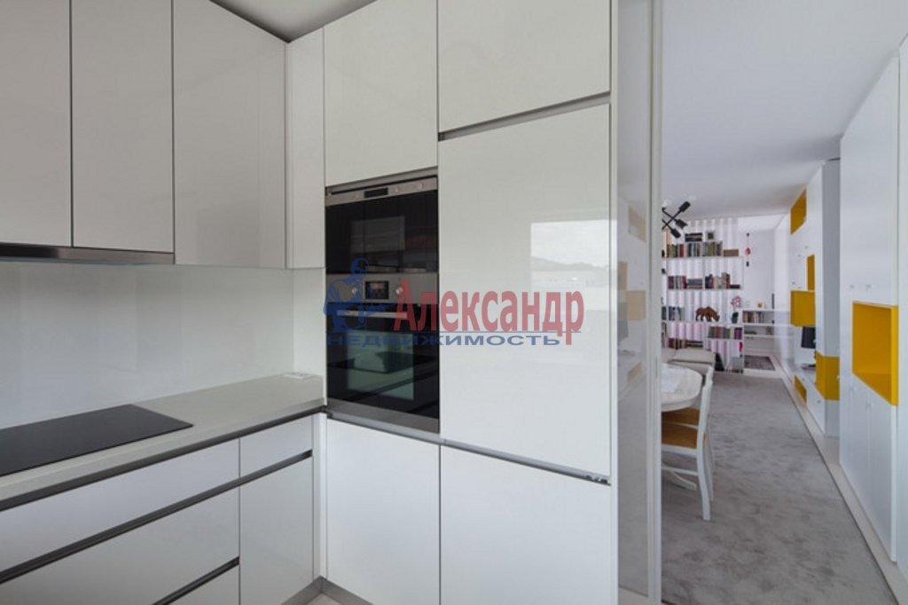 2-комнатная квартира (85м2) в аренду по адресу Рубинштейна ул., 17— фото 5 из 6