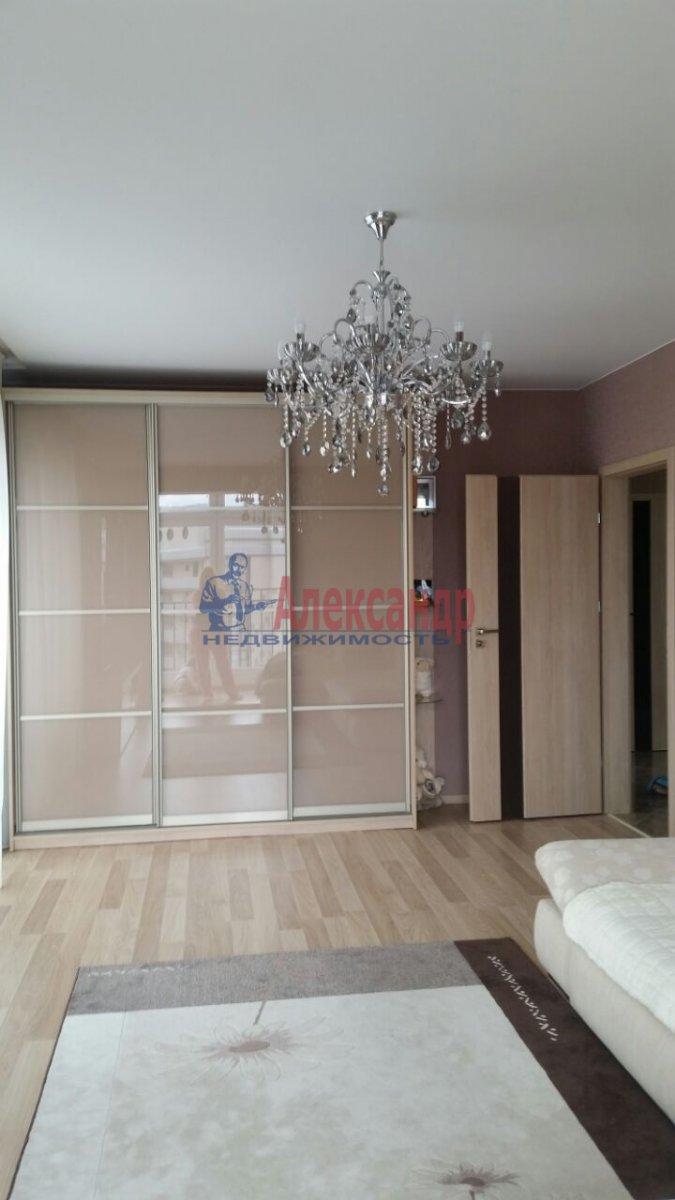 2-комнатная квартира (74м2) в аренду по адресу Шотмана ул., 6— фото 3 из 13