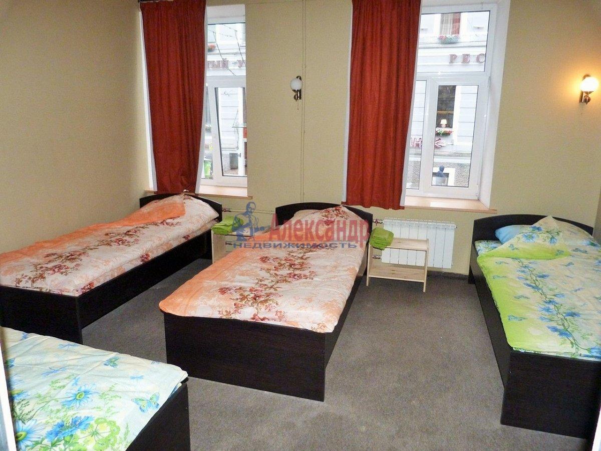 7-комнатная квартира (107м2) в аренду по адресу Разъезжая ул.— фото 3 из 5