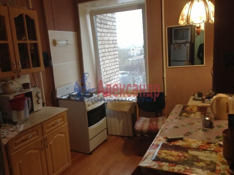 2-комнатная квартира (54м2) в аренду по адресу Витебский пр., 35— фото 2 из 5