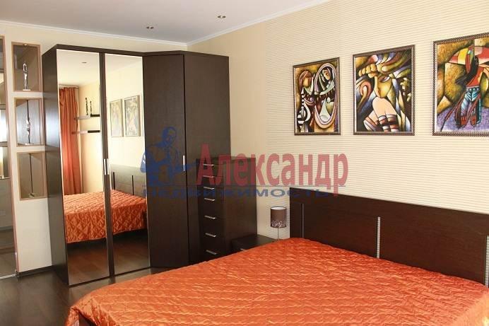 1-комнатная квартира (41м2) в аренду по адресу Белы Куна ул., 1— фото 8 из 8