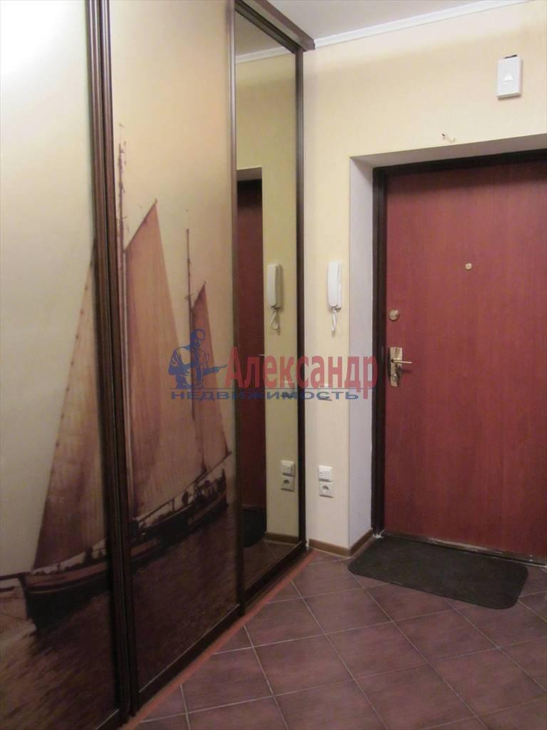 1-комнатная квартира (40м2) в аренду по адресу Коломяжский пр., 15— фото 7 из 7