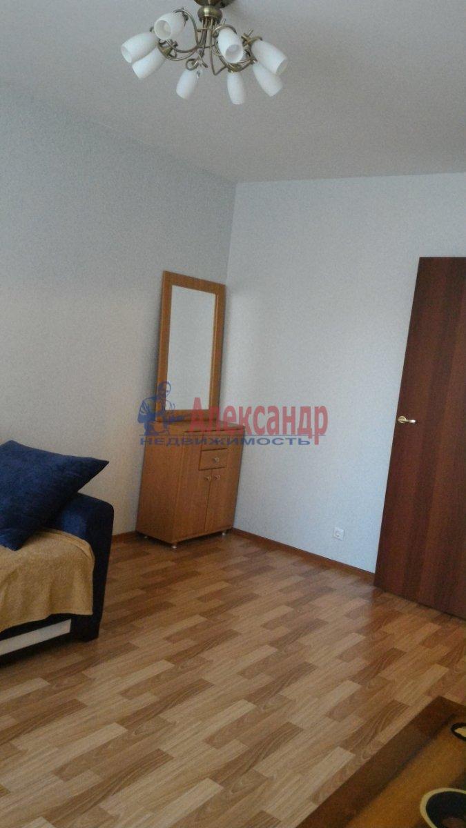 1-комнатная квартира (38м2) в аренду по адресу Парголово пос., Заречная ул., 25— фото 5 из 10