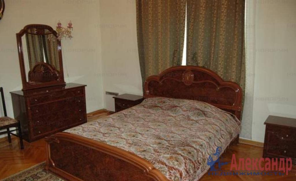 2-комнатная квартира (57м2) в аренду по адресу 1 Красноармейская ул.— фото 2 из 3