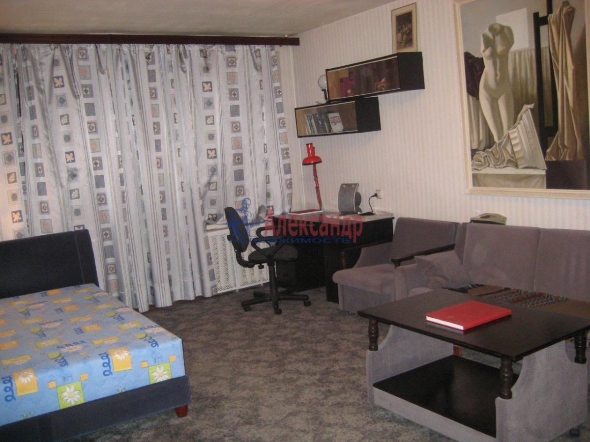 1-комнатная квартира (37м2) в аренду по адресу Поликарпова аллея, 3— фото 5 из 6